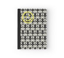 BBC Sherlock 'Bored Smiley Face'  Hardcover Journal
