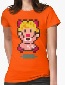 Paula - Earthbound Womens Fitted T-Shirt