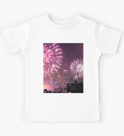 Boston, MA July 4th Pops Fireworks Spectacular! Kids Tee