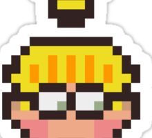 Jeff - Earthbound Sticker