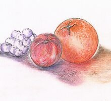 Juicy Fruits by Teresa White