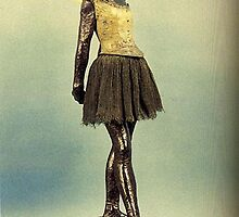 CHARL xx  Egdar Degas 14 years old dancer... by tim norman