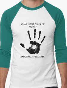 Sanguine My Brother Men's Baseball ¾ T-Shirt