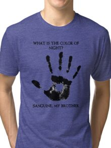 Sanguine My Brother Tri-blend T-Shirt