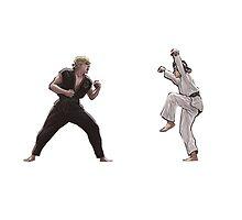 karate kid by makelele888