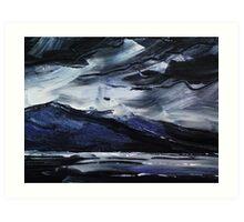 'Loch Na Keal, Isle of Mull' Art Print