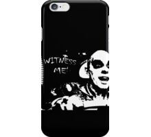 Nux, The War Pup iPhone Case/Skin