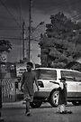 The Traffic Enforcer by Yhun Suarez