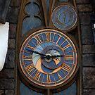 Hogsmead Clock Tower by Serdd