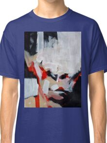 Obstructed Portrait 2 Classic T-Shirt