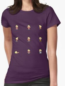 Lucas! Lucas! Womens Fitted T-Shirt