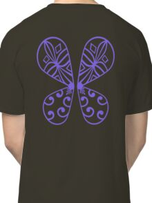 Fairy Wings - Purple Classic T-Shirt