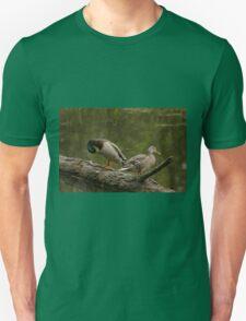 Waterfowl, Mud Lake, Ottawa, Ontario Unisex T-Shirt
