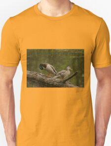 Waterfowl, Mud Lake, Ottawa, Ontario T-Shirt