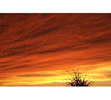 Arizona sky Photographic Print