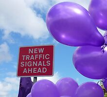 New Traffic Signals Ahead by Yonmei