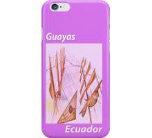 Guayas, Ecuador iPhone Case/Skin