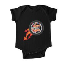 It's Hot Wheels or No Wheels One Piece - Short Sleeve