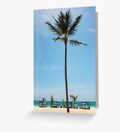 Cozumel, Mexico Greeting Card