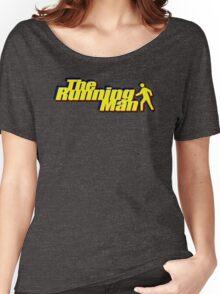 The Running Man Women's Relaxed Fit T-Shirt