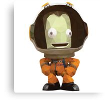 Jebediah Kerman Canvas Print