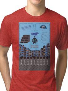 Step In Time Tri-blend T-Shirt