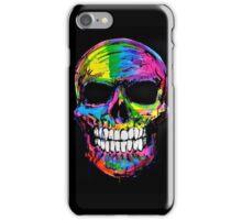 Skull colors 2 iPhone Case/Skin