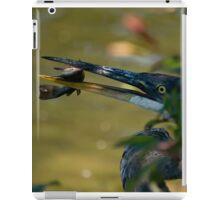 Great Blue Heron - Andrew Haydon Park, Ottawa, Ontario iPad Case/Skin