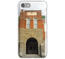 The Kramer Building iPhone Case/Skin