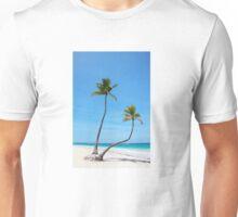 Bavaro Beach in Punta Cana, The Dominican Republic Unisex T-Shirt