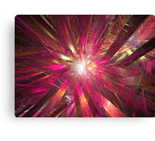 Starburst Canvas Print