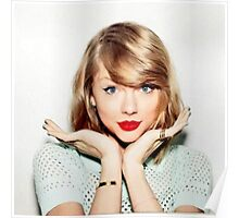 Taylor Swift 1989 Photoshoot Poster