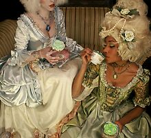 Tea Party by PorcelainPoet