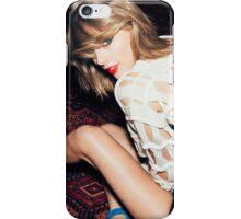Taylor Swift tumblr icon iPhone Case/Skin