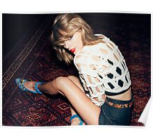 Taylor Swift tumblr icon Poster