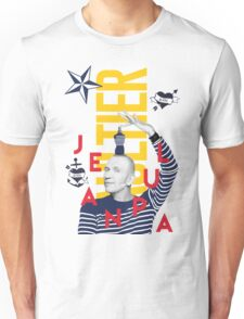 Jean Paul Gaultier Collage Unisex T-Shirt