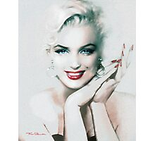Theo Danella´s Marilyn MM 133 Photographic Print