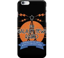 Galaxy News Radio iPhone Case/Skin