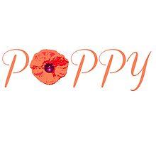 Poppy by DebMcGrath