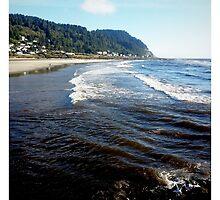 Oregon Coast by PaintedSeaStudi