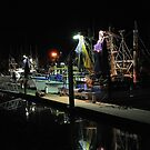Scarborough Boat Harbour. Brisbane, Queensland, Australia. by Ralph de Zilva