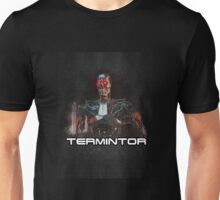Terminator Genisys T-800 Endoskeleton Unisex T-Shirt
