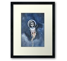 Lost out of the dream Framed Print