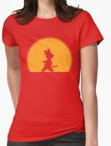 To Victory and Beyond Womens Fitted T-Shirt