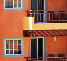 Vivid colors in Isla Mujeres, Mexico by Atanas Bozhikov