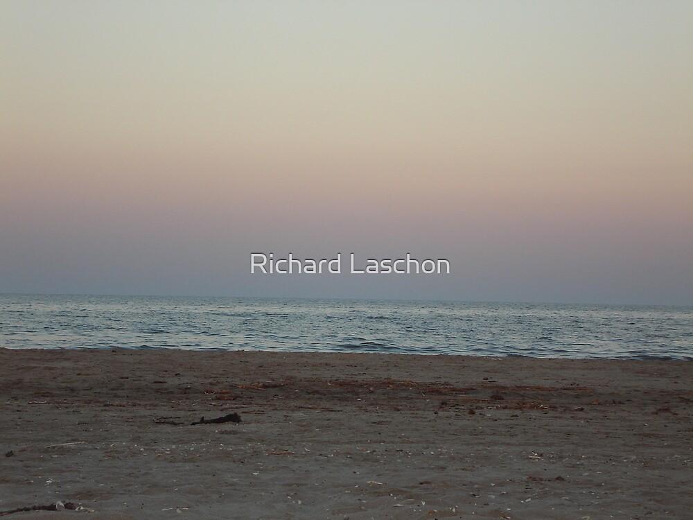 seascape by Richard Laschon