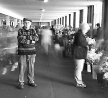 King of the market's, My Dad. by Petehamilton