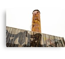 Rusty Tower Canvas Print