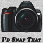 I'd Snap That by Laura Sanders