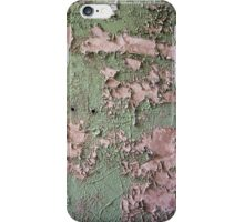 Grungy wall iPhone Case/Skin